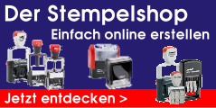Stempel - Einfach online erstellen